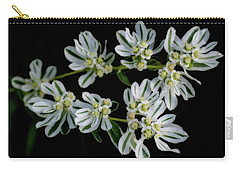 Lights In The Darkness Carry-all Pouch by Shelly Gunderson