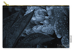 Lights Off Sparkle On Carry-all Pouch by Rachel Cohen