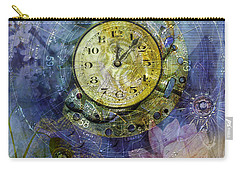 Like Clockwork Carry-all Pouch