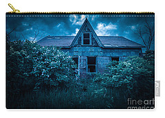 Lilac House Carry-all Pouch