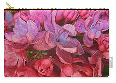 Lilac Blush Carry-all Pouch