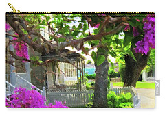 Lilacs In Bloom Carry-all Pouch