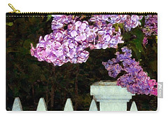 Lilacs - Mother's Day 2 Carry-all Pouch