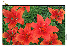 Lilies At Kathy Carry-all Pouch