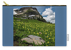 Lilies Of The Field Carry-all Pouch
