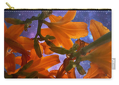 Star Gazing Lilies Carry-all Pouch