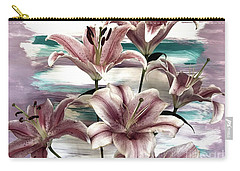 Lilies That Soothe Me Carry-all Pouch