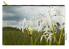 Lilies Thunder Carry-all Pouch