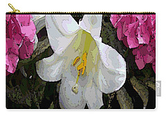 Lillie Pastel Painting Carry-all Pouch