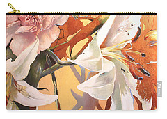 Lilly Melange Carry-all Pouch