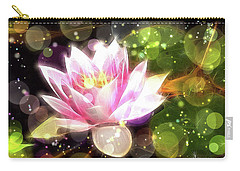 Lilly Nilly  Carry-all Pouch by Don Wright