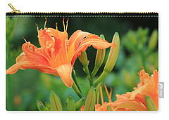 Lily Of The Evening Carry-all Pouch