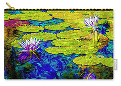 Carry-all Pouch featuring the photograph Lilly by Paul Wear
