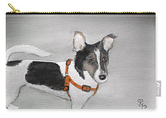 Lily Carry-all Pouch by Carole Robins