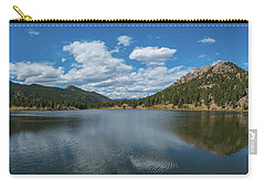Lily Lake Panorama  Carry-all Pouch