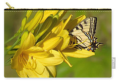Lily Lover Carry-all Pouch