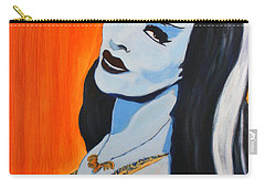 Lily Munster - Yvonne De Carlo Carry-all Pouch
