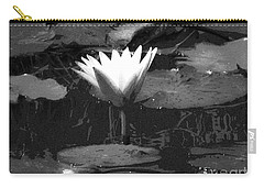 Lily Of The Lake Carry-all Pouch