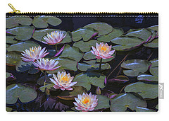 Lily Of The Night Carry-all Pouch