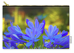 Lily Of The Nile Carry-all Pouch