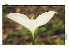 Lily Of The Valley Carry-all Pouch