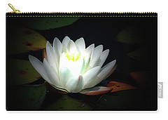 Lily Pad Moonlight Carry-all Pouch
