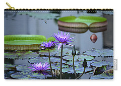 Lily Pond Wonders Carry-all Pouch
