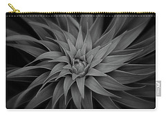 Carry-all Pouch featuring the photograph Lily Swirl by Melissa Lane