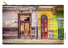 Lima City Doors Carry-all Pouch