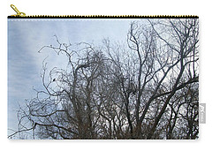 Carry-all Pouch featuring the photograph Limbs In Air by Jewel Hengen