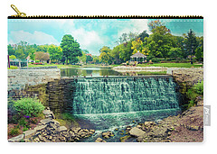 Lime Kiln Park Waterfall Carry-all Pouch
