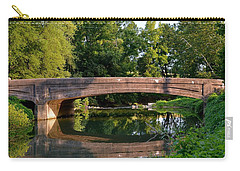 Lime Valley Bridge Carry-all Pouch