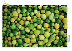 Limes Carry-all Pouch by Happy Home Artistry