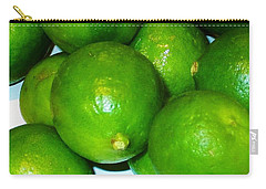 Limes Carry-all Pouch by Martin Cline