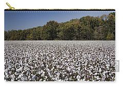 Limestone County Alabama Cotton Crop Carry-all Pouch