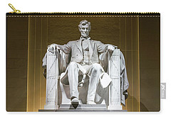 Lincoln Memorial Carry-all Pouch