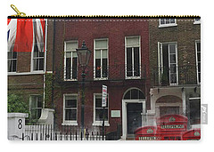Lincoln's Inn Field Carry-all Pouch