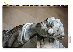 Lincoln's Left Hand Carry-all Pouch