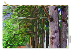 Lincoln's Path Carry-all Pouch by Joan Reese