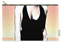 Linda Thorson Carry-all Pouch