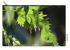 Linden Leaf - Carry-all Pouch