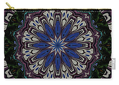Line Up Kaleidoscope Carry-all Pouch