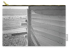 Lines In Ostia Beach Carry-all Pouch