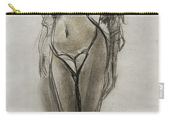 Lingerie Elegance Carry-all Pouch