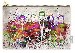 Linkin Park In Color Carry-all Pouch