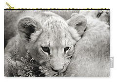 Lion Cub Carry-all Pouch