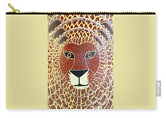 Lion 8x12 Carry-all Pouch