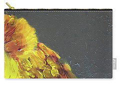 Carry-all Pouch featuring the painting Lion Family Part 2 by Donald J Ryker III