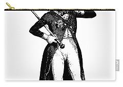 Lion King Grandville Transparent Background Carry-all Pouch