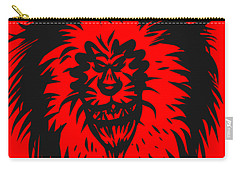 Lion Roar Carry-all Pouch